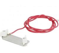 Соединитель электропастуха с лентой