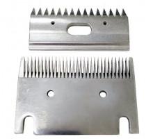Запасные ножи к машинке для стрижки коров и лошадей