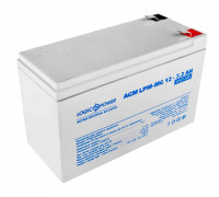 Аккумулятор для электропастуха, AGM мультигелевый 7,2А