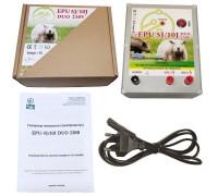 Мощный электропастух для диких животных и овец EPU 5J/10J DUO 230V
