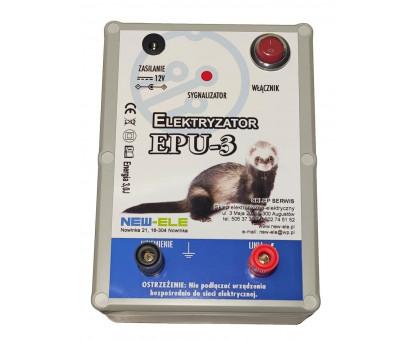 Электропастух для ограждения EPU-3