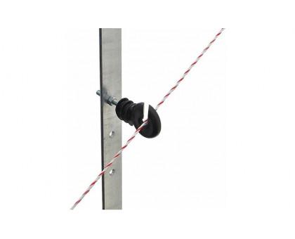 Изолятор с метрической резьбой для проволоки или шнура