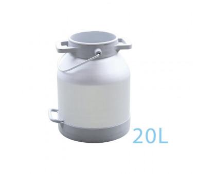 Ведро для доильного аппарата 20 л, алюминий