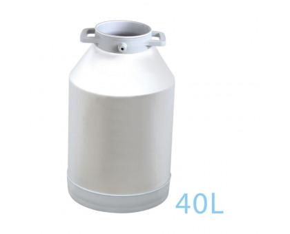 Ведро для доильного аппарата 40 л, алюминий