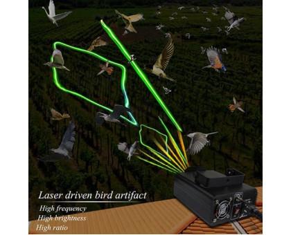 Лазерный отпугиватель птиц для помещений Laser Bird X