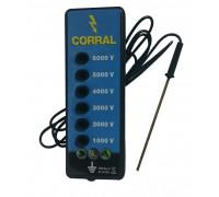 Тестер напряжения электропастуха Corral, 10 000V